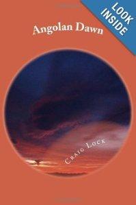 Angolan Dawn (cover)